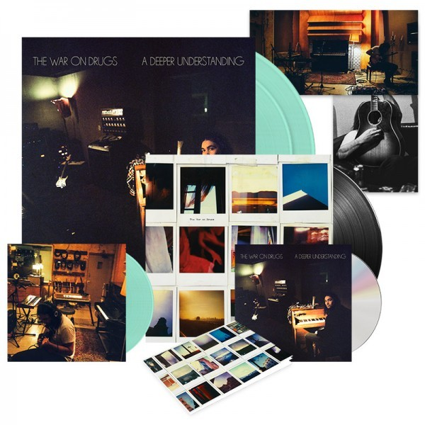 The War On Drugs A Deeper Understanding Limited Edition Deluxe Vinyl Box Set