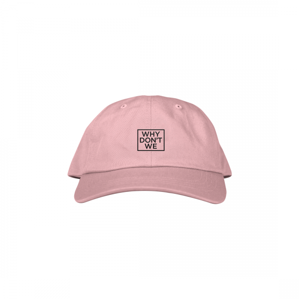 The Why Don't We Pink Cap