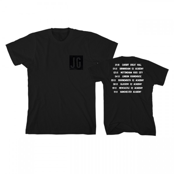 JG Pocket 2015 Tour T-shirt