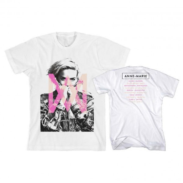 Anne-Marie Tour T-Shirt - Official Store