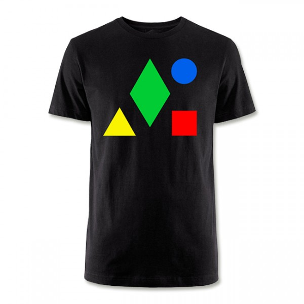 Clean Bandit Logo T-Shirt Black