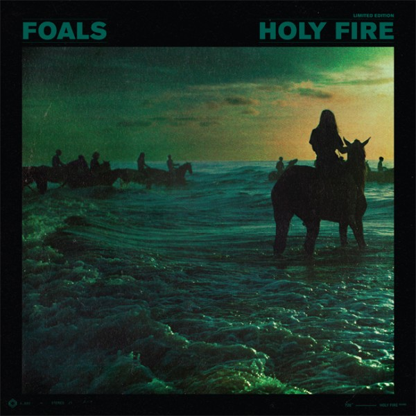 Holy Fire Limited Edition Box Set