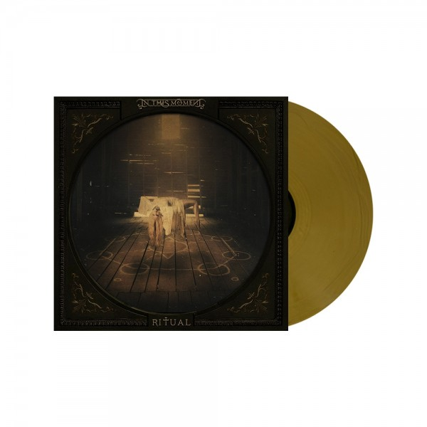 In This Moment Ritual Gold Vinyl
