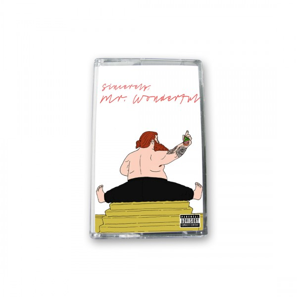 Mr. Wonderful Cassette