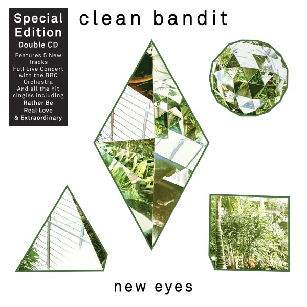 New Eyes (Special Edition) Deluxe CD