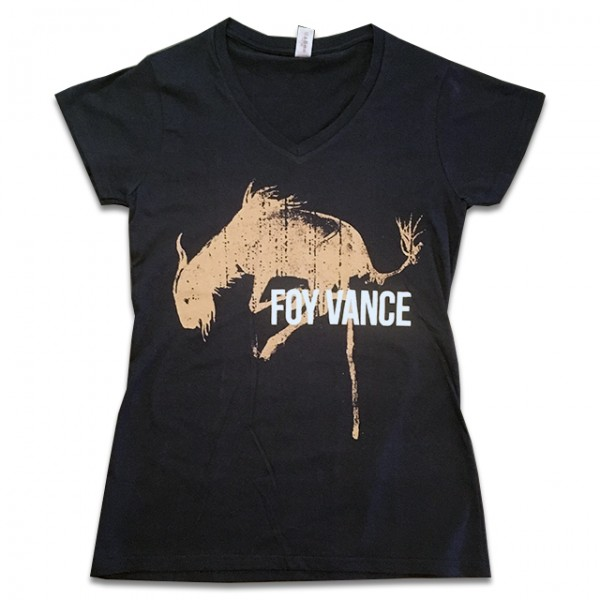 Foy Vance Ladies Tour T-Shirt