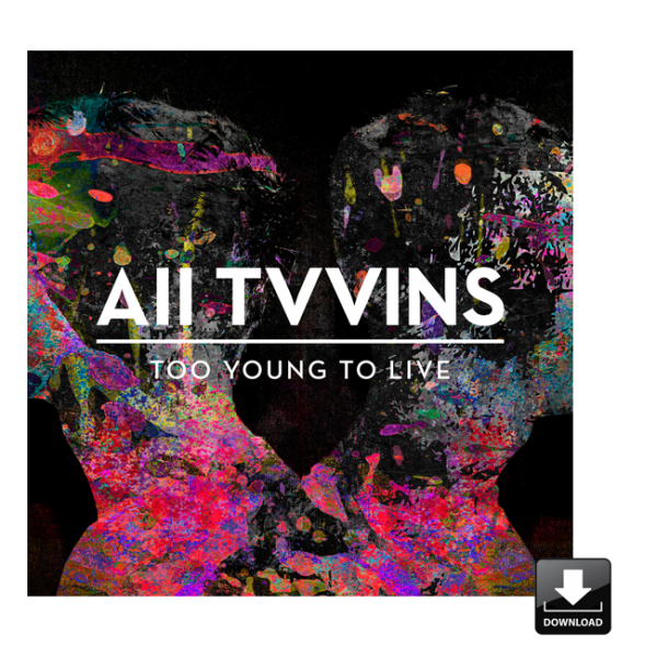 All Tvvins Thank You Digital Single