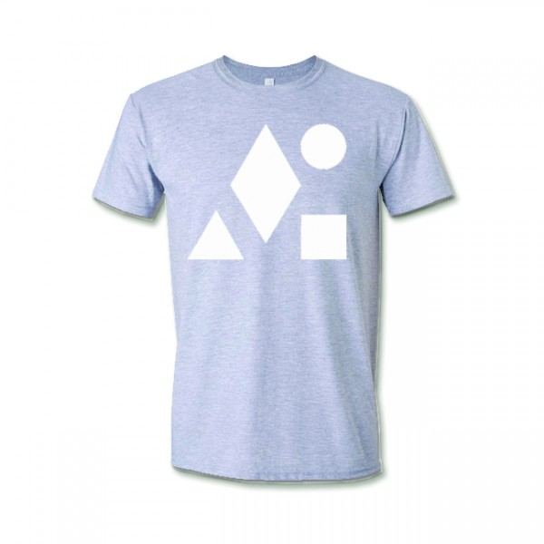 Clean Bandit Athletic Grey Logo T-Shirt