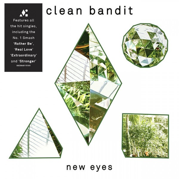 Clean Bandit New Eyes CD Album