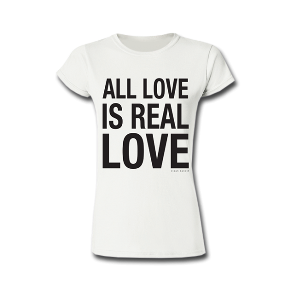 Real Love Ladies Tee