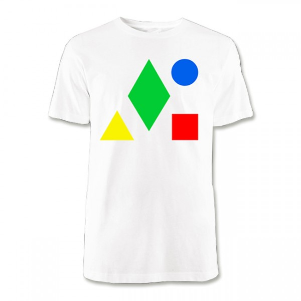 Clean Bandit Logo T-shirt White