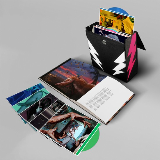 Gorillaz Official Store | Humanz: Super Deluxe Vinyl Box Set