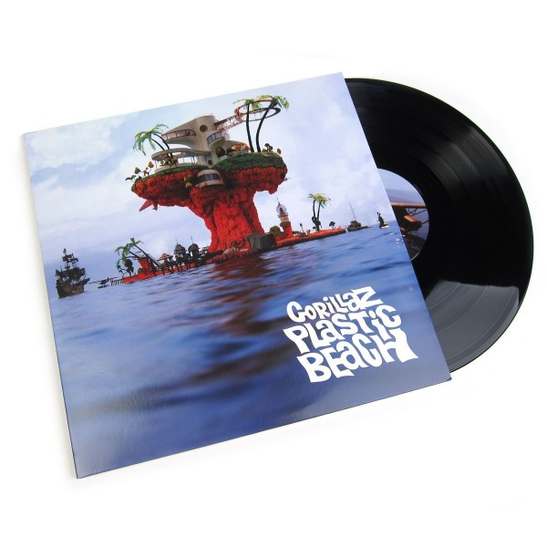 Plastic Beach Double Vinyl