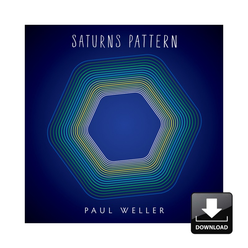 Saturns Pattern Deluxe Digital Album