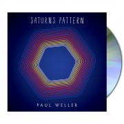 Saturns Pattern CD Album