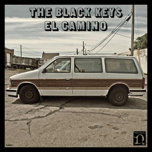 The Black Keys El Camino CD Album