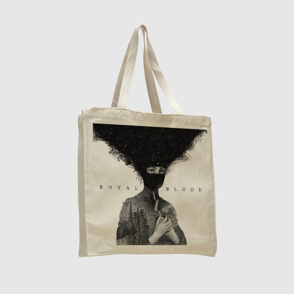 Royal Blood Album Tote Bag