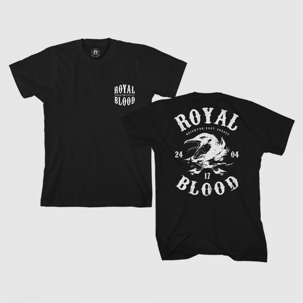 Royal Blood Event T-Shirt - 2017 Brighton Event Tee
