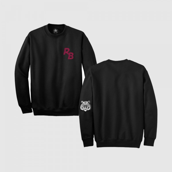 RB Tiger Sleeve Crewneck Sweatshirt