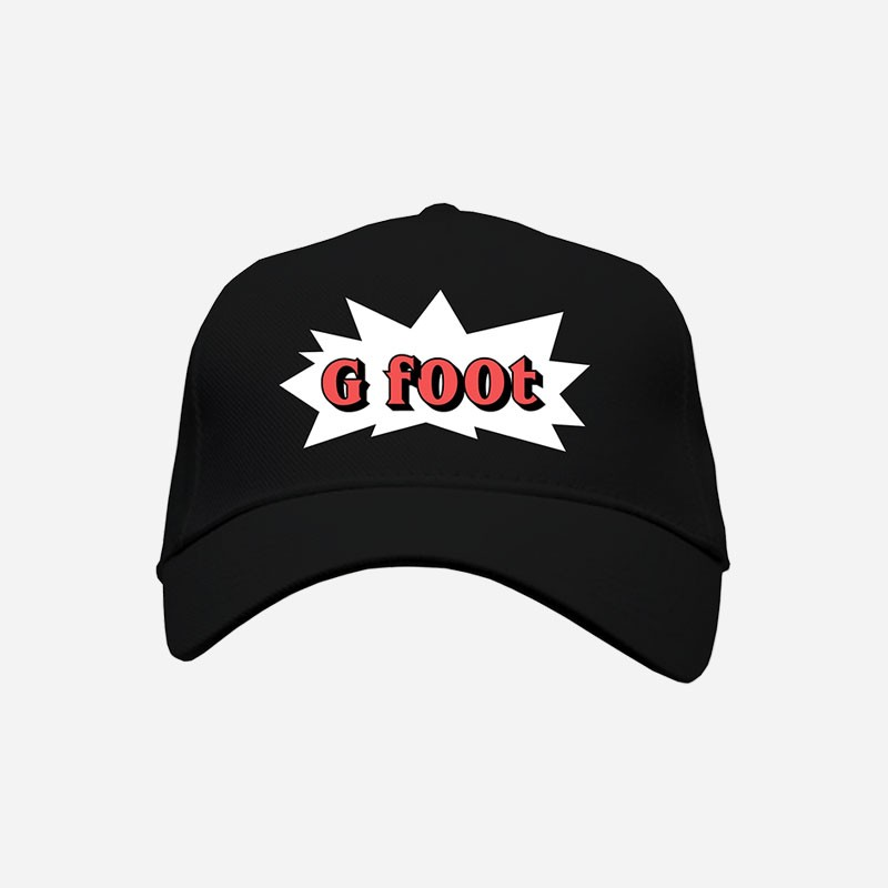 G Foot Flash Cap