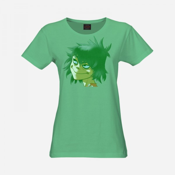 Noodle Ladies Green T-Shirt