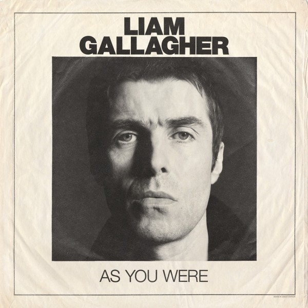 As You Were Vinyl - Liam Gallagher Store