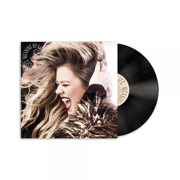 Meaning of Life Vinyl Album - Kelly Clarkson