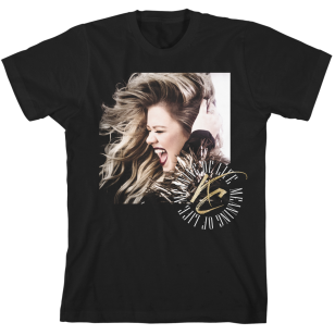 Kelly Clarkson Meaning Of Life Cover T-Shirt