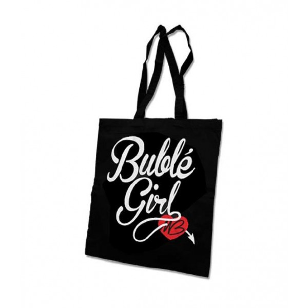 Buble Girl Tote