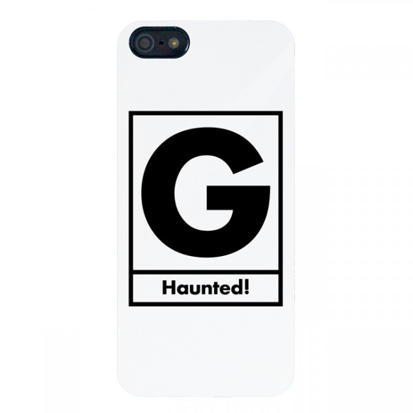Haunted iPhone 5 Case
