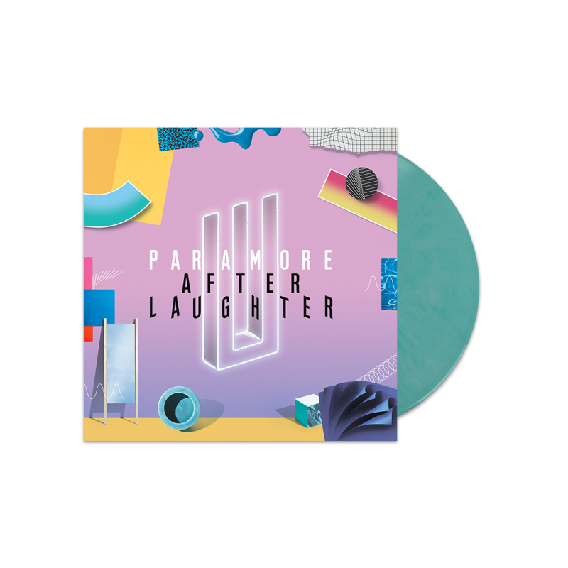 Paramore After Laughter (Limited Edition Teal Vinyl)