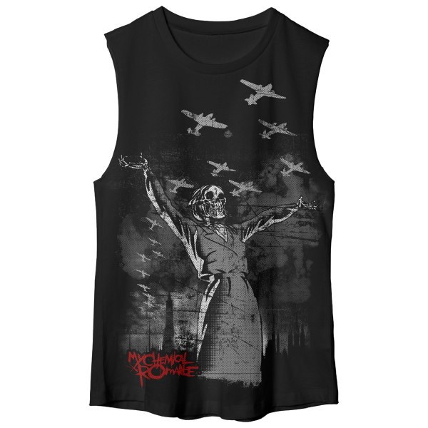 My Chemical Romance Vendettas Muscle Tank