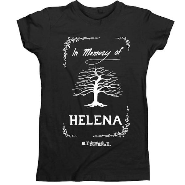 In Memory of Helena Juniors T-Shirt