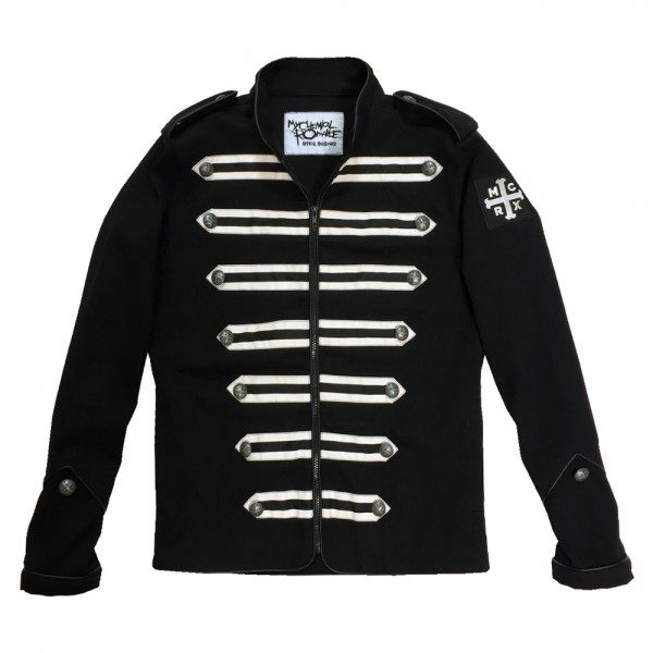 Limited Edition The Black Parade 10 Year Anniversary Jacket (front)