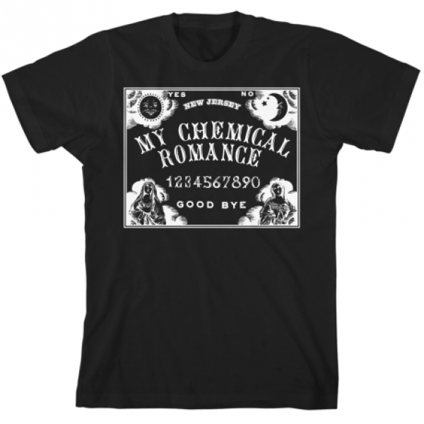 Black Ouija T-Shirt