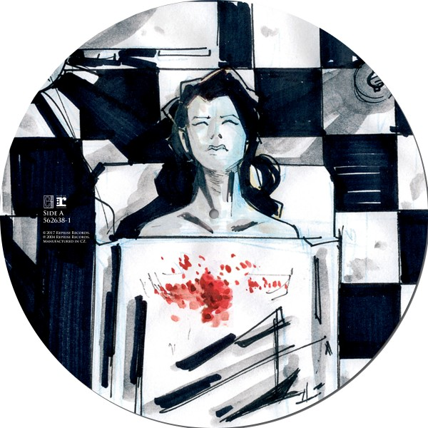 Limited Edition Three Cheers For Sweet Revenge Picture Disc