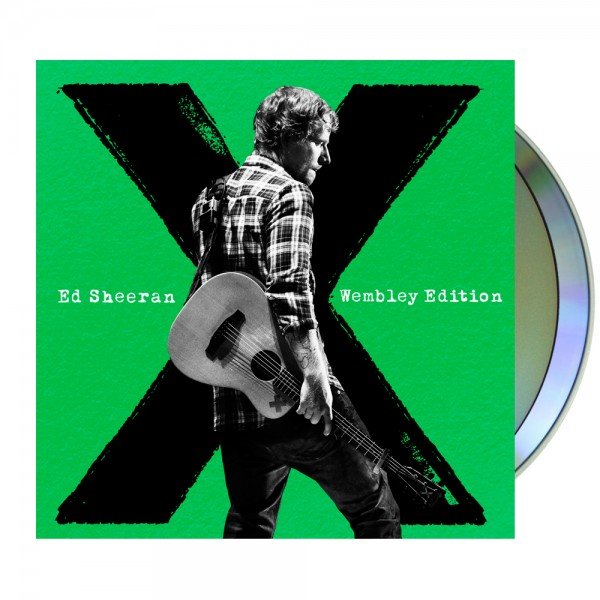 x Wembley Edition CD/DVD (Deutsch Ausgabe)