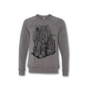 Grey Rocky Bear Sweatshirt