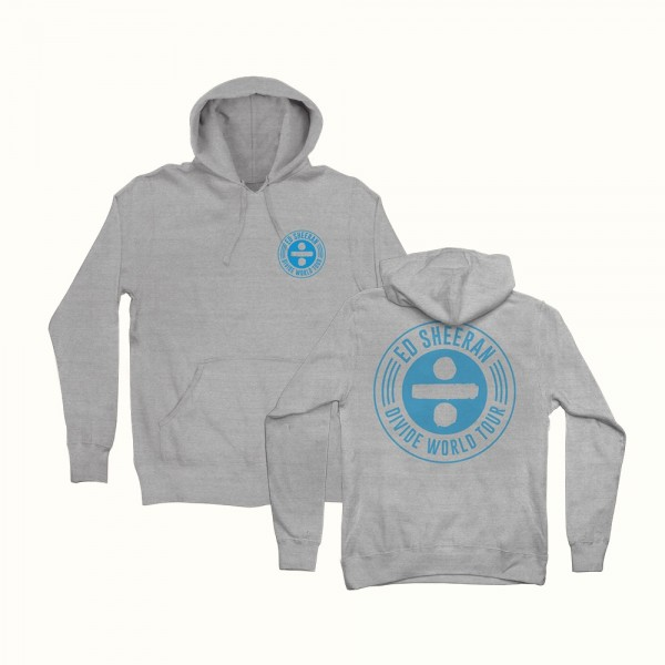 Grey Divide World Tour Hoodie