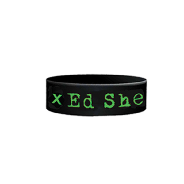 Black x Rubber Wristband