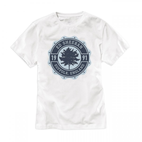 Blue Stamp T-Shirt