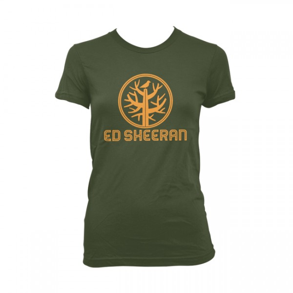 Ladies Tree T-Shirt