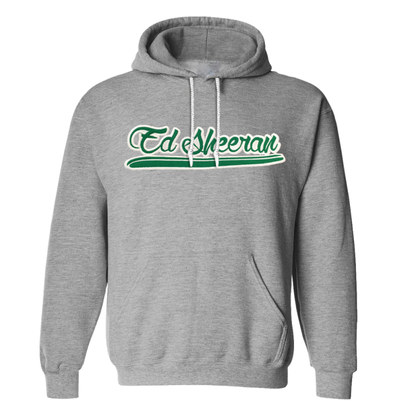 Ed text sweatshirt