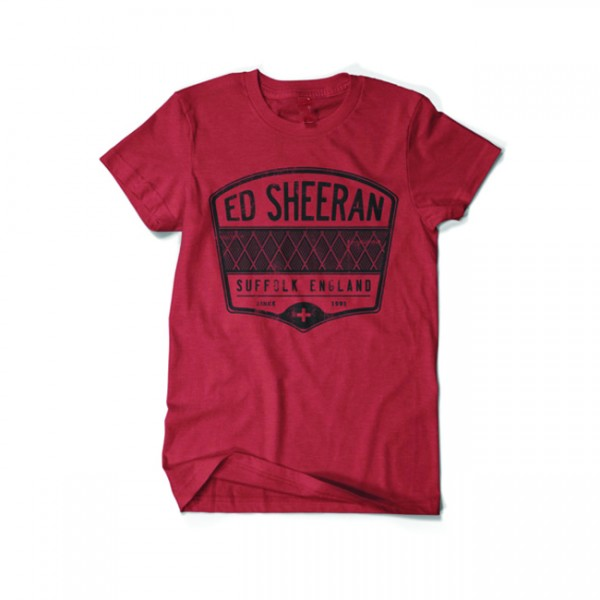 Radio T-shirt - Red