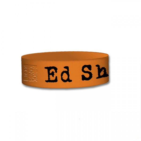 Ed Sheeran Wristband
