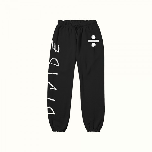 Ed Sheeran Jogger Bottom Trousers - Ed Sheeran Store