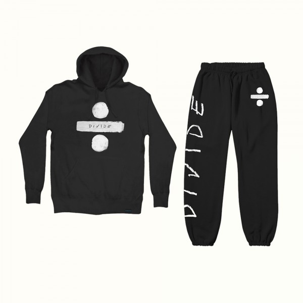 Ed Sheeran Jogger Set - Hoodie and Bottoms