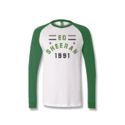 Green 1991 Baseball Shirt