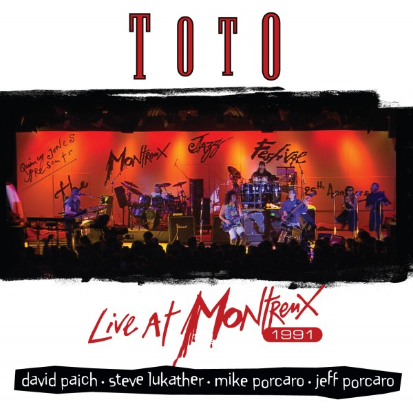 Toto | Live At Montreux 1991 DVD | Official Store