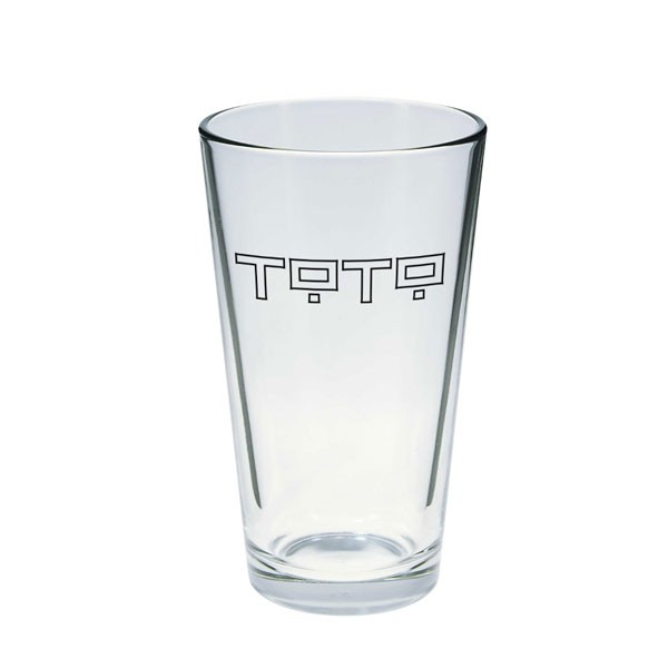 Toto Pint Glass